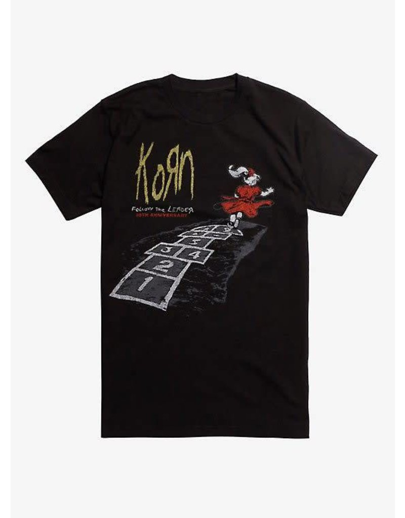 Korn Follow The Leader 20th Anniversary T-Shirt