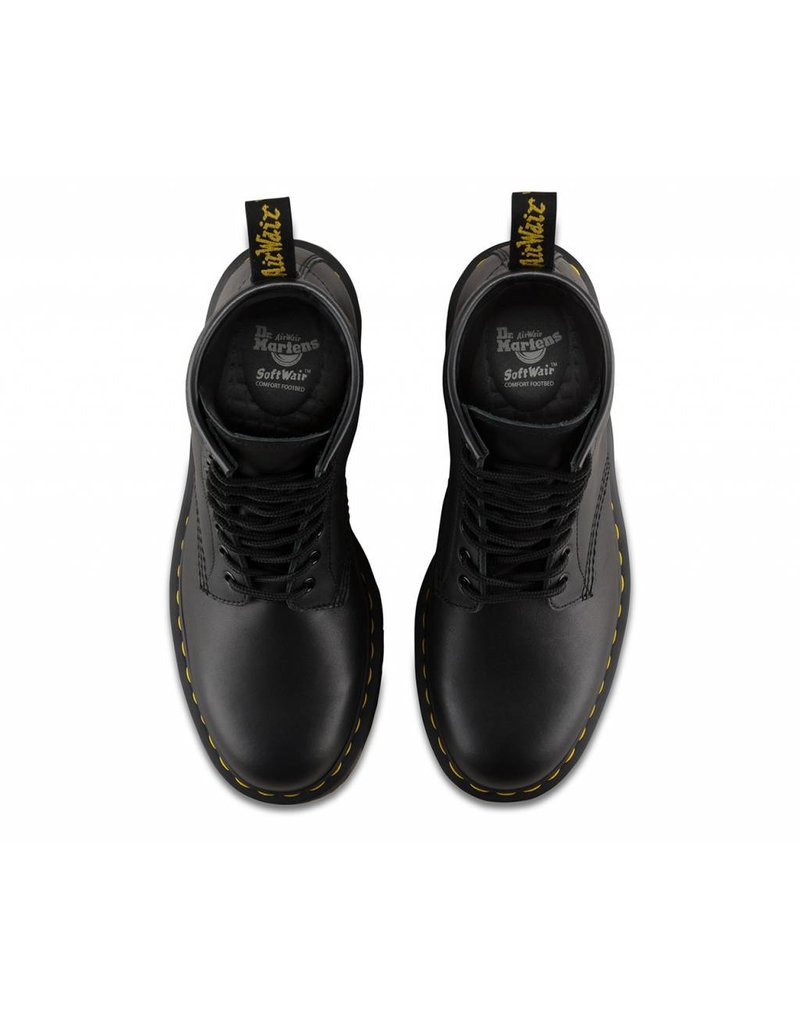 DR. MARTENS 1460 SR BLACK INDUSTRIAL FULL GRAIN 815BSR-R24382001