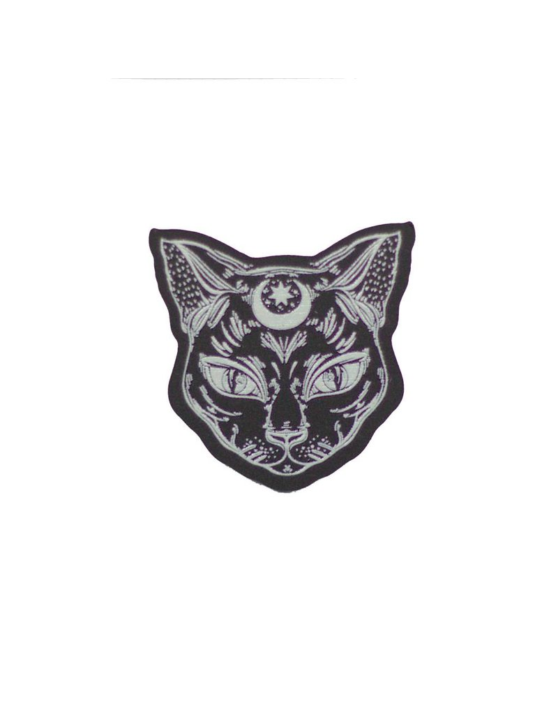CURIOLOGY - Black Cat Pin