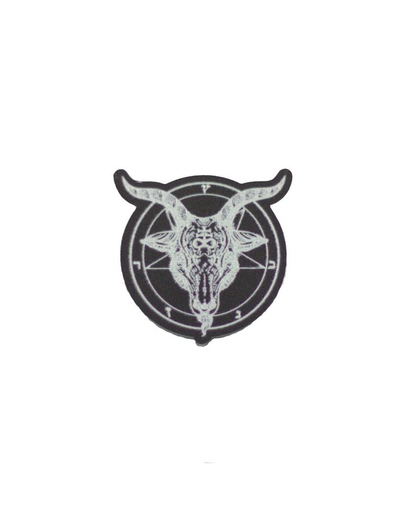 CURIOLOGY - Baphomet Pin