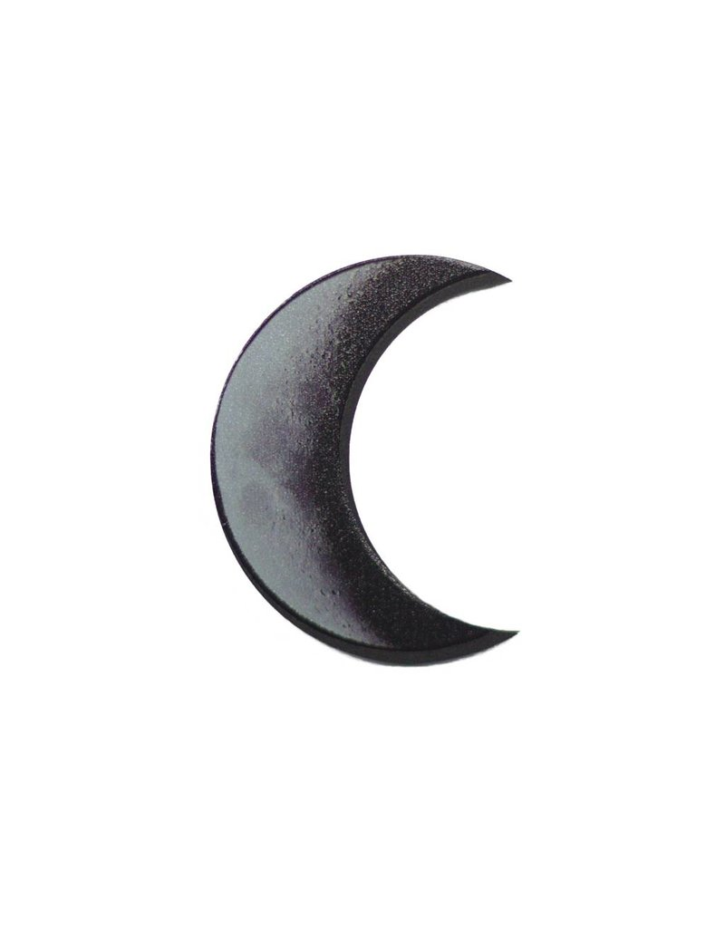 CURIOLOGY - Crescent Moon Pin