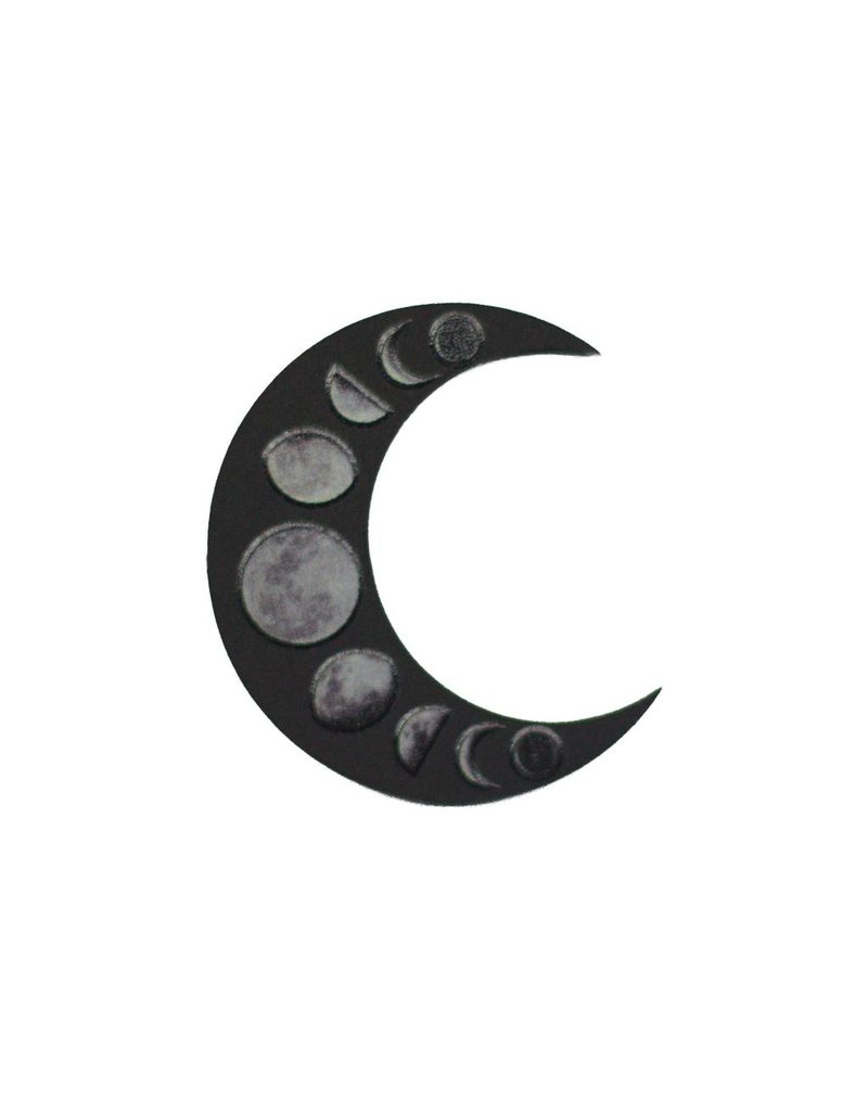 CURIOLOGY - Lunar Phases Pin