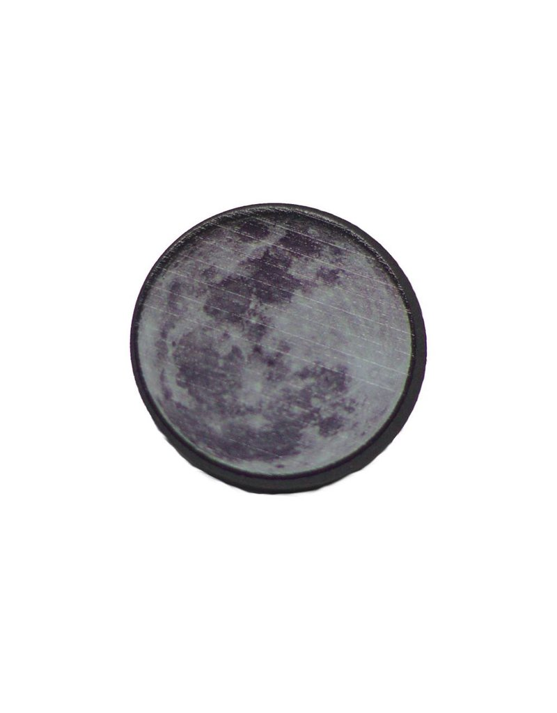 CURIOLOGY - Full Moon Pin