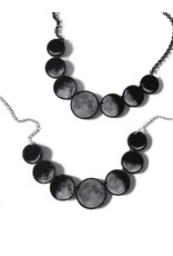 CURIOLOGY - Moon Cycles Necklace