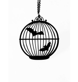 CURIOLOGY - Bats In The Birdcage Necklace