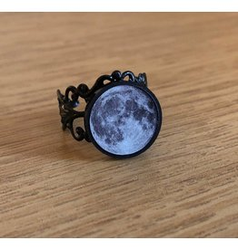 CURIOLOGY - Full Moon Ring