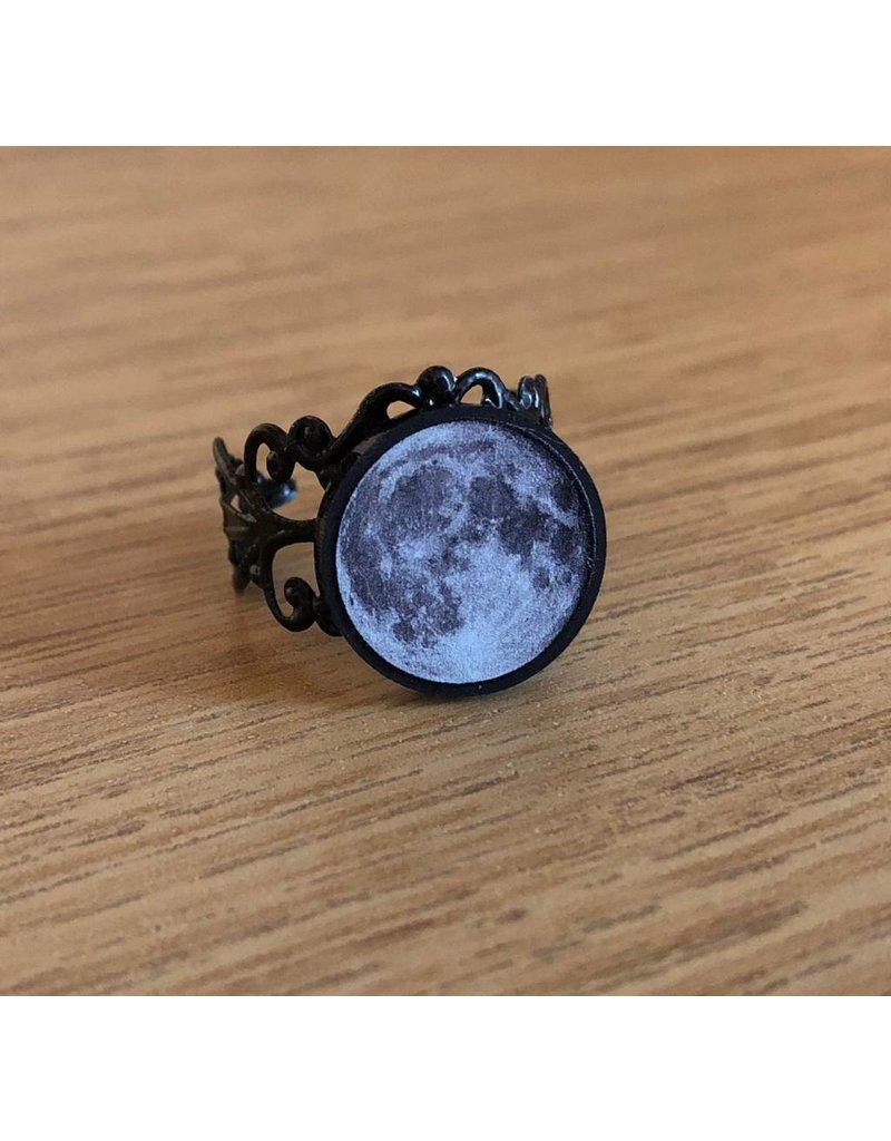 CURIOLOGY - Full Moon Ring