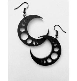 CURIOLOGY - Crescent Earrings
