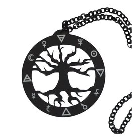 CURIOLOGY - Tree Of Life Necklace
