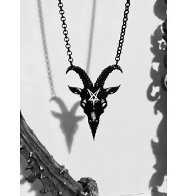 CURIOLOGY - Black Phillip Necklace
