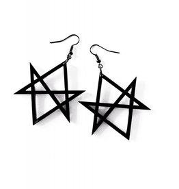 CURIOLOGY - Hexagram Earrings