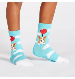 SOCK IT TO ME - Youth Pup, Pup and Away Crew Socks