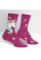 SOCK IT TO ME - Women's Believe in Magic Crew Socks