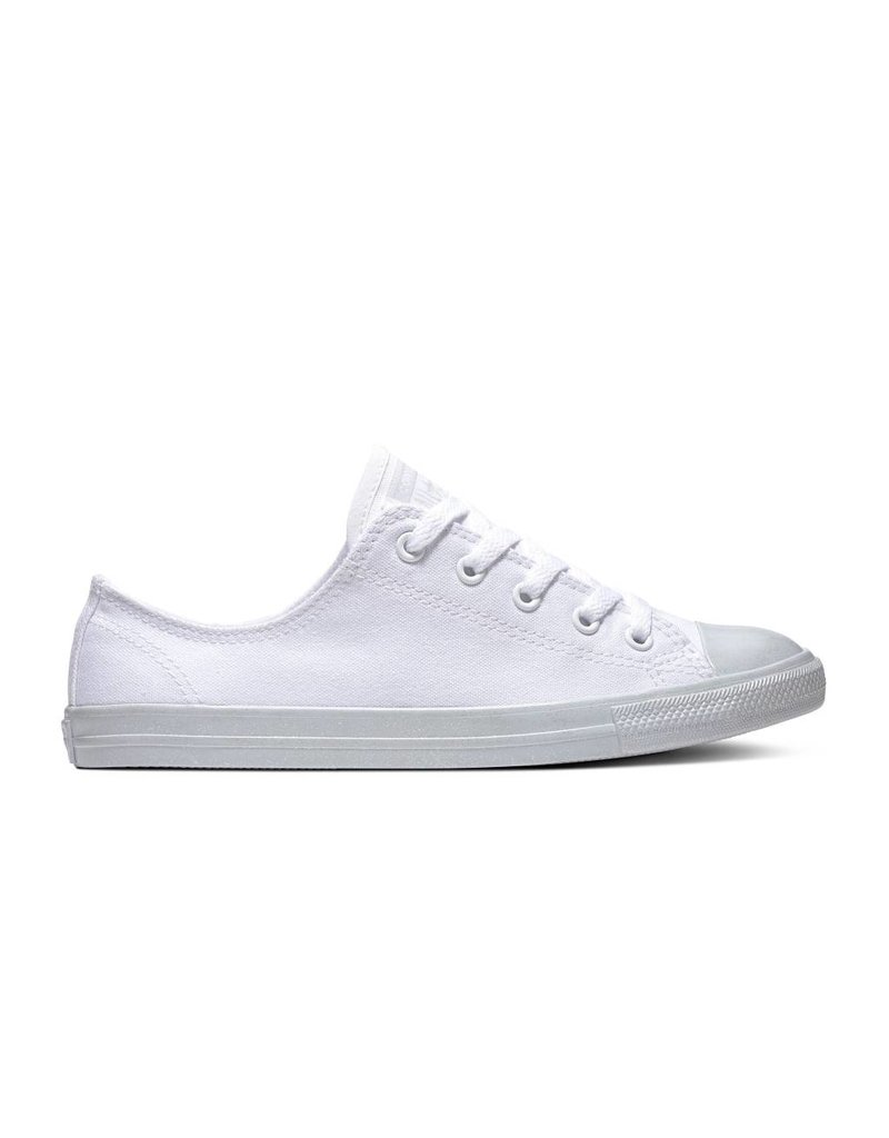 CONVERSE CHUCK TAYLOR ALL STAR DAINTY OX WHITE/WHITE/PURE PLATINUM C940DW-563475C