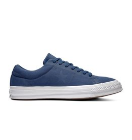 CONVERSE ONE STAR OX NAVY/NAVY/WHITE C987N-163368C