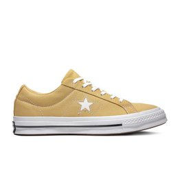 CONVERSE ONE STAR OX CLUB GOLD/WHITE/BLACK C987CL-163317C