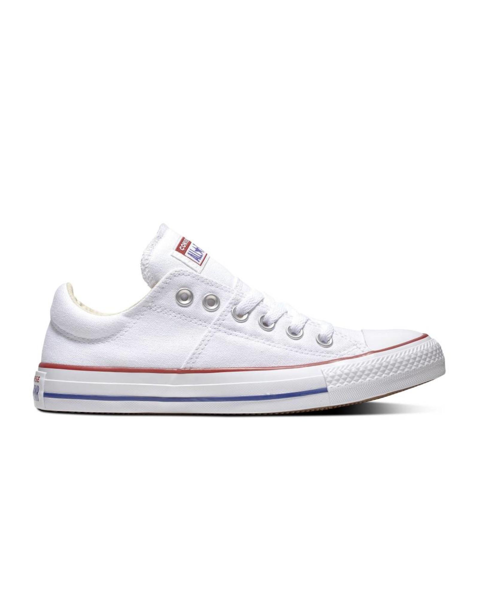 CONVERSE CHUCK TAYLOR ALL STAR MADISON OX WHITE/WHITE/WHITE C13MW-563509C