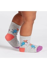 SOCK IT TO ME - Toddler Great Horns Think Alike Crew Socks