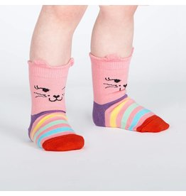 SOCK IT TO ME - Toddler Paws-itively Adorable Crew Socks