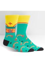 SOCK IT TO ME - Men's Roller Disco Crew Socks