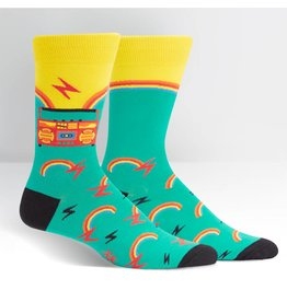 SOCK IT TO ME - Men's Roller Disco Crew Socks