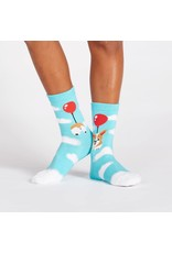 SOCK IT TO ME - Junior Pup, Pup and Away Crew Socks
