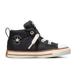 CONVERSE CHUCK TAYLOR ALL STAR STREET MID BLACK/GUM/EGRET CK98BG-763524C