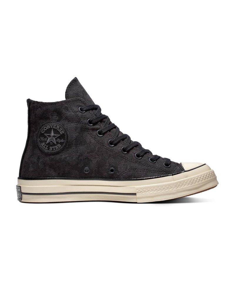 CONVERSE CHUCK TAYLOR 70 HI ALMOST BLACK/BLACK/EGRET C970AB-163230C