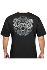 Amon Amarth Grey Skull T-Shirt