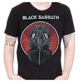 Black Sabbath Gas Mask Shirt