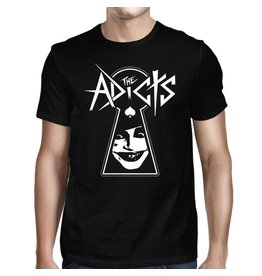 Adicts, The - Keyhole T-Shirt