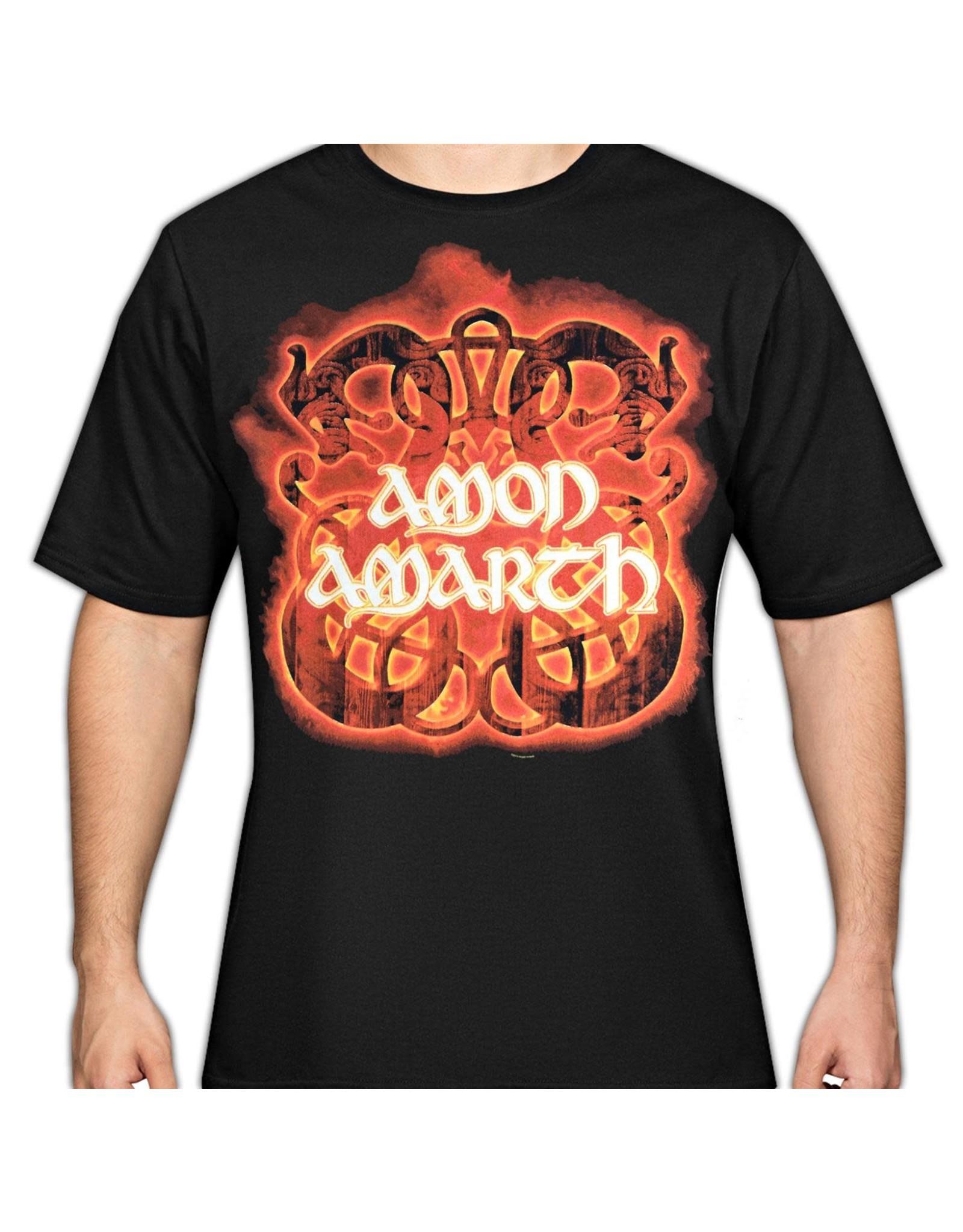 Amon Amarth Fire Horses T-Shirt