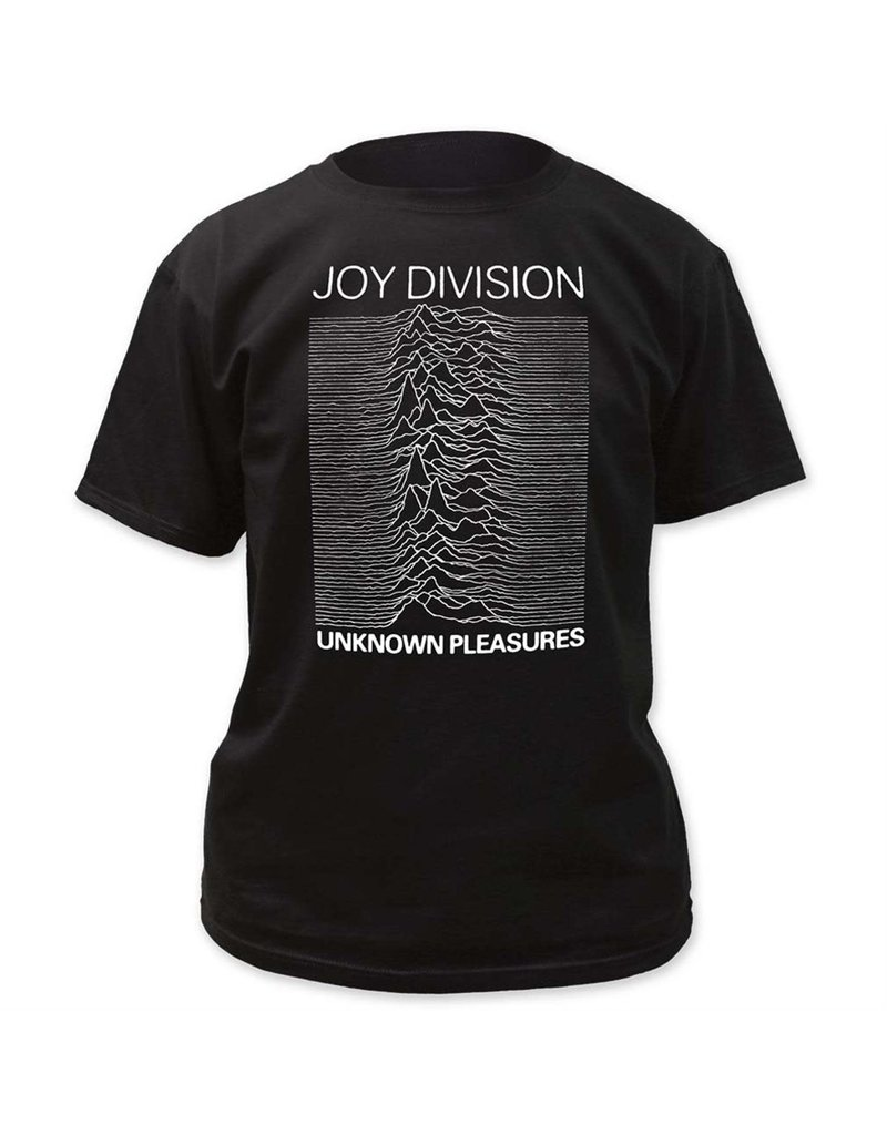 Joy Division Unknown Pleasures (Rockplus) T-Shirt