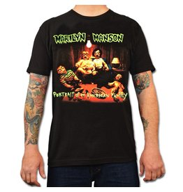 Marilyn Manson Portrait of an American Family T-Shirt