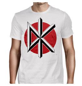 Dead Kennedys Jumbo Logo T-Shirt White