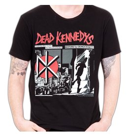 Dead Kennedys Bedtime for Democracy (ROCKPLUS) T-Shirt