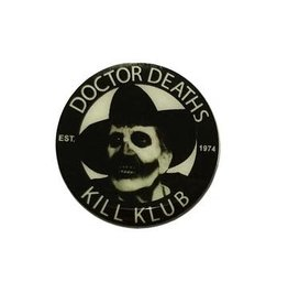 KREEPSVILLE 666 - Vincent Price Dr. Death Pin