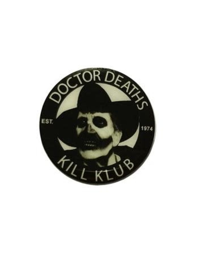 KREEPSVILLE 666 - Vincent Price Dr. Death Pin