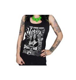 KREEPSVILLE 666 - Vampira Spookathon Sleeveless Tee