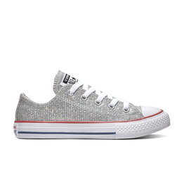 CONVERSE CHUCK TAYLOR ALL STAR OX MOUSE/ENAMEL RED/WHITE CZMRJ-663627C