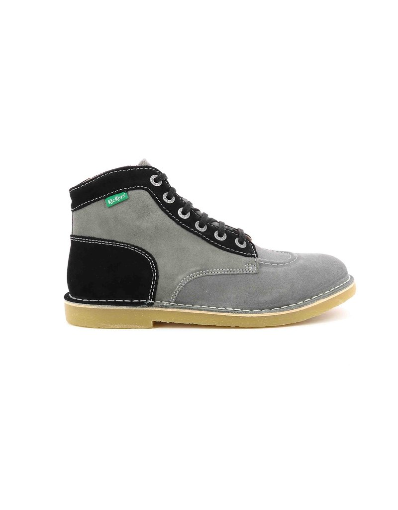 KICKERS ORILEGEND GRIS NOIR K1984GB 19E507785-60+123