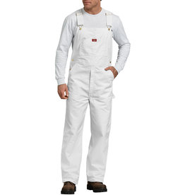 DICKIES Painter's Bib Overall 8953WH