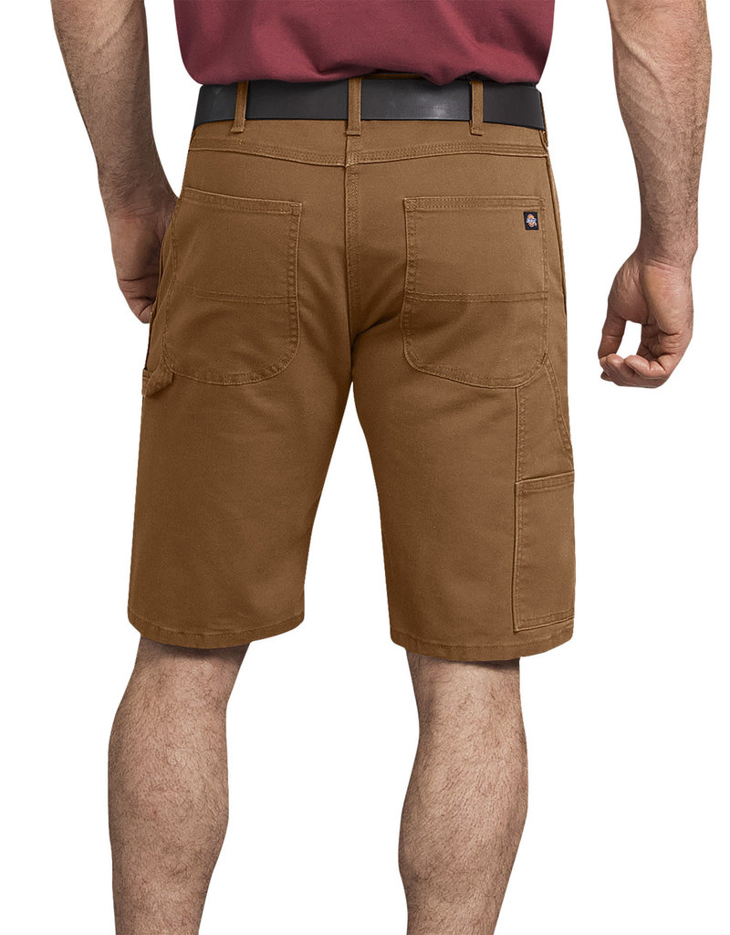 "DICKIES 11"" Tough Max™ Duck Carpenter Shorts DX802SBD"