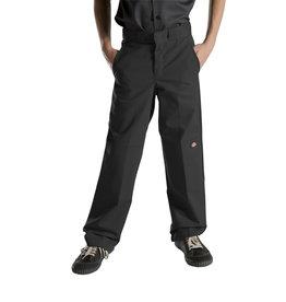 DICKIES Boys' FlexWaist® Relaxed Fit Straight Leg Double Knee Pants QP200