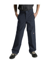 DICKIES Boys' FlexWaist® Relaxed Fit Straight Leg Double Knee Pants QP200