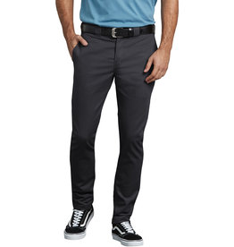 DICKIES FLEX Slim Skinny Fit Twill Work Pants WP803