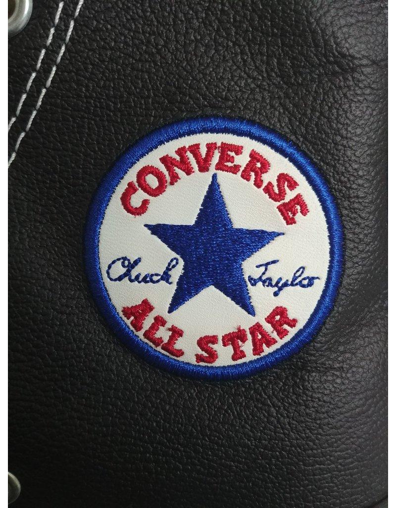 CONVERSE CHUCK TAYLOR HI LEATHER BLACK CC1B2-1S581