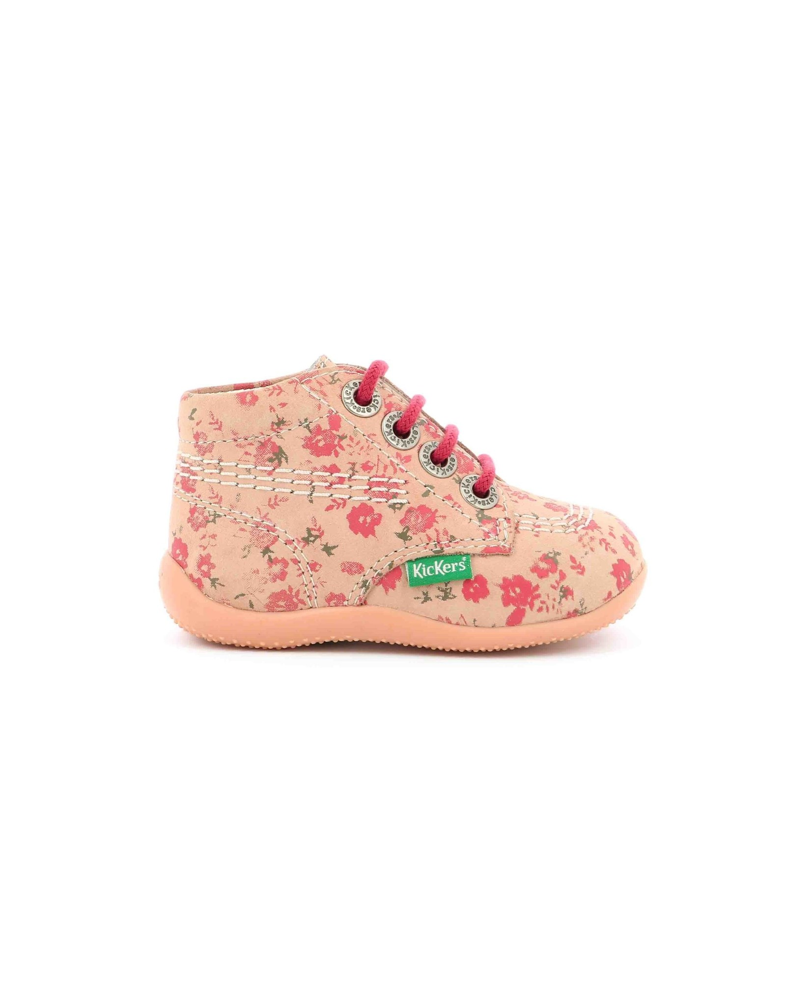 KICKERS BILLY ROSE CORAIL FLEURI KS17RF 19E695602-10