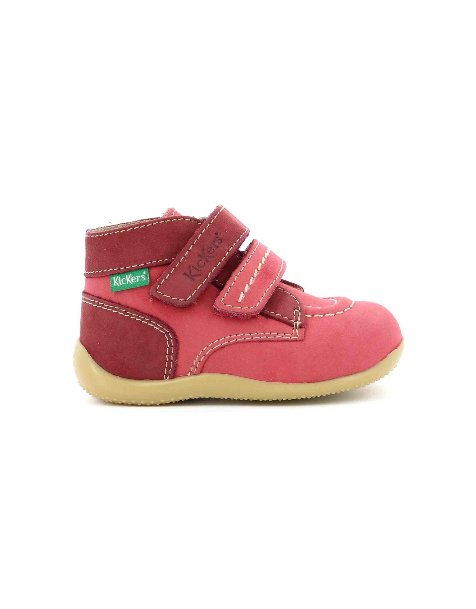 KICKERS BONKRO ROSE ROSE KS67RR 19E620734-10