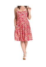 HELL BUNNY - Gin Fizz Dress